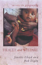 Health and Welfare (Access to Geography)-ExLibrary