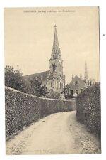 solesmes  abbaye des bénédictines