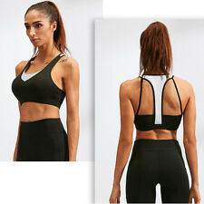 Workout Sports Bras for Womens  Fitness Athletic Exercise Running Bra Yoga Tops