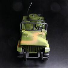 Véhicule militaire tout terrain voiture miniature style JEEP 2012 LANARD N6302