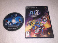 Sly 3: Honor Among Thieves (Playstation PS2) Black Label Game in Case Excellent!