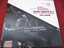 LP svjatoslaw giudice Erich lessile villaggio Brahms CONCERTO. n. 2 in B flat RCA