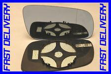 Izquierda lado pasajero Convexo Espejo Retrovisor De Vidrio Para Skoda Octavia 1996-04 climatizada
