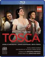 Angela Gheorghiu/Antonio Pappa - Puccini: Tosca ( Reale Opera Ho Nuovo