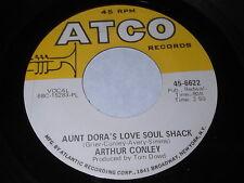 Arthur Conley: Aunt Dora's Love Soul Shack / Is That You Love 45