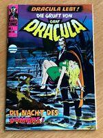 Dracula Nr 1 Z 1 Williams / Marvel Comic