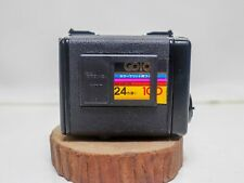 【 Rare!! N MINT w/ Screen 】 Zenza Bronica ETR 135 W Film Back Holder from JAPAN
