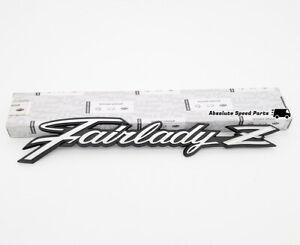 NEW GENUINE Nissan Datsun Fairlady Z Emblem for S30 240Z 63805-E4100