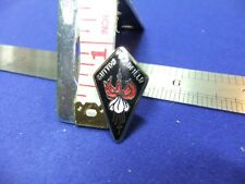 vtg badge fuchsia sutton coldfield society flower club horticulture member plant