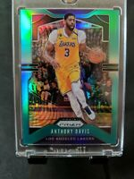 2019-20 Panini Chronicles Anthony Davis Prizm Update Teal #506 SSP Lakers
