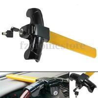 HOT UNIVERSAL HEAVY DUTY ANTI-THEFT CAR VAN STEERING ROTARY WHEEL LOCK SECURITY