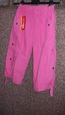 Capri Hose Mädchen von Yuto Kids rosa Gr. 164