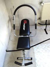 Ab Brocker Trainingsbank,für Bauchmuskeln,Kopf & Nackenhaltung & Rücken