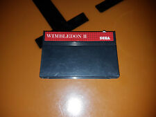 ## SEGA Master System - Wimbledon 2 (nur Modul, ohne OVP / unboxed) ##