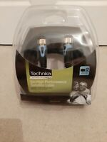 Technika 5m High Performance Satelite Cable Factory Sealed.