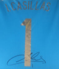 C Signed European Player/Club Football Shirts