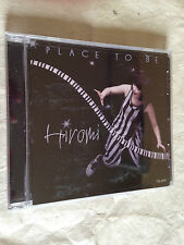 HIROMI CD PLACE TO BE TELARC JAZZ