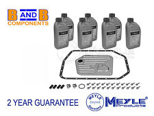 BMW X5 E53 4.4i 4.6is M62 AUTOMATIC GEARBOX TRANSMISSION FILTER GASKET OIL A1082