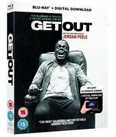GET OUT - BRAND NEW SEALED BLU RAY & DIGITAL DOWNLOAD