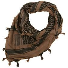 """Rebel Tactical Shemagh Tactical Military Scarf 42""""x42"""" Normal Weight (Tan)"""