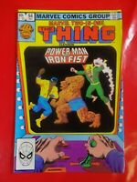 the thing power man 94 comic nice Marvel comics Comic book