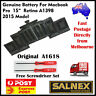 """Genuine Battery A1618 for Apple MacBook Pro 15"""" Retina A1398 For 2015 Model Only"""