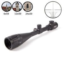 Bushnell Banner ERS Rifle Scope 25.4mm Tube 6-24x 50mm Matte Black Tactical