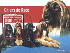 Togo Bloque 439 (edición completa) usado 1999 perros