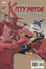 Marvel X-Men Kitty Pryde Shadows and Flame comic issue 2