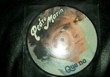 PEDRO MARIN - Que no. 1979 - PROMO PICTURE DISC SINGLE 45