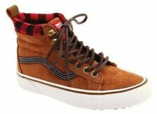de21e04f99 VANS SK8-HI (MTE) ALL WEATHER GLAZED GINGER BROWN SKATE SHOES MENS SZ
