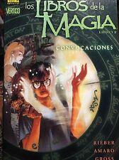 Los Libros De La Magia Dos, Convocaciones