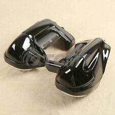 Speaker Box Pods Lower Vented Fairings Set For Harley Touring Models 1983-2013