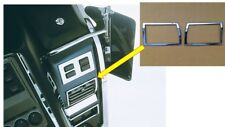Honda Goldwing 1500 Fairing Air Vent Chrome Accent Add On A2-2