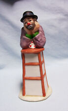 Figurine The Emmet Kelly Jr. Collectible Signed Exclusively from Flambro 1980s