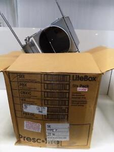 PRESCOLITE LIGHT BOX SIX PACK TBX EB NIB