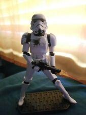 Star Wars Black Series storm trooper and jawa