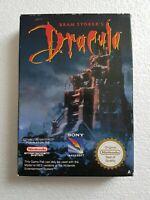 Bram Stoker's Dracula - Nintendo NES Game [PAL A UKV] CIB Boxed/Manual