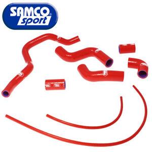 Samco Sport Ducati 749R 2004-2007 Radiator Hose Kit Red