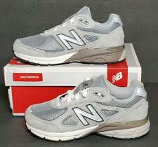 New Balance 990 Kids Size 13 Grey On Grey Sneakers Running Shoes KJ990GLP