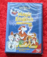 Magic English Tiersafari Kinderleicht Englisch lernen, Walt Disney DVD, Neu