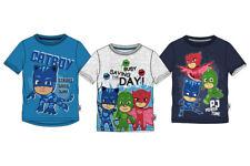 PJ Masks T-Shirt Top short Sleeve Catboy Size 98 104 110 116 128 Nip
