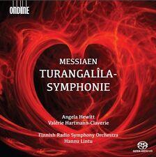Hewitt / Hartmann-Cl - Turangalila-Symphonie [New SACD]
