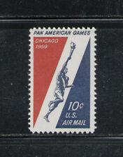 ESTADOS UNIDOS/USA 1959 MNH SC.C56 Pan American Games,Chicago