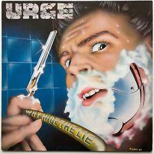Urge-WHY hide the Lie LP RPN-Records 365 0067.1