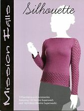 Mission Falls SILHOUETTE: 14 Garments & Accessories - Knitting Pattern Book