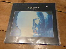 KLAUS SCHULZE - TRANCEFER FRENCH PRESSING FROM 1981 !! RARE LP !!!!