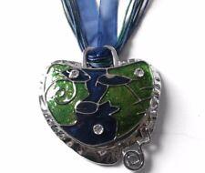 Enamel Silver Plated Rhinestone Fashion Jewellery