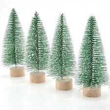 1PC Fashion Artificial Mini Christmas Tree Festival Party Ornaments Decoration F
