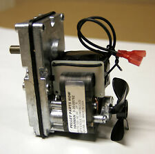 NEW HARMAN PELLET / COAL STOVE AUGER MOTOR  - 4 RPM - 3-20-08752   VERY QUIET  k
